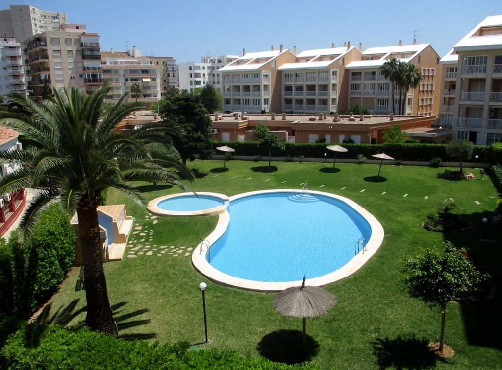 apartment to rent in Javea Arenal Beach Costa Blanca Alicante Spain